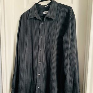 Calvin Klein Men's Shirt Size XL